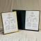 A4 A3 메탈 POP 네일샵 일러스트 메뉴판 세트 미용실 헤어샵 반영구 속눈썹 가격표 디자인 인쇄 제작